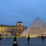 ルーヴル美術館のピラミッド